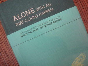 alone with all that could happen