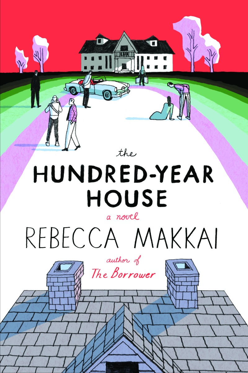 How We Spend Our Days: Rebecca Makkai