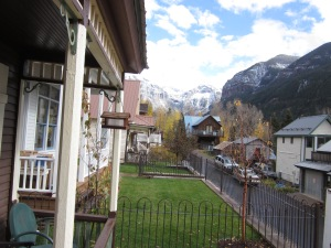 summer place, Telluride