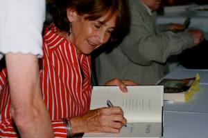 Roxana Robinson at the College of the Atlantic