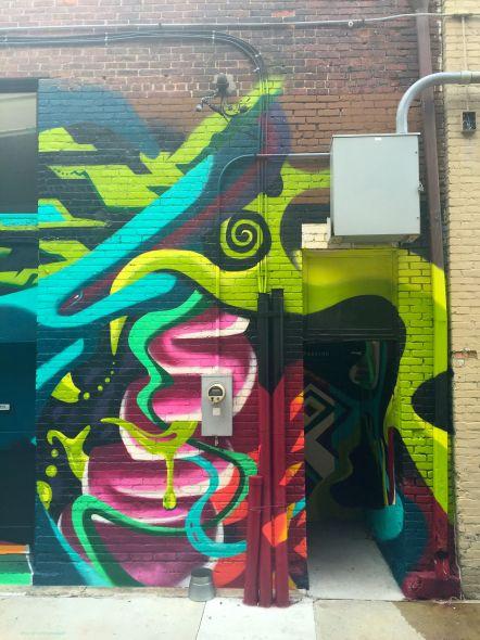 Castro alley