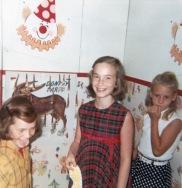Jenny's birthday party at Baskin Robbins at Ansley Mall